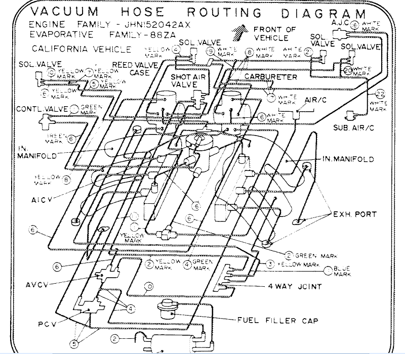 1988 honda accord radio wiring diagram  1988  get free