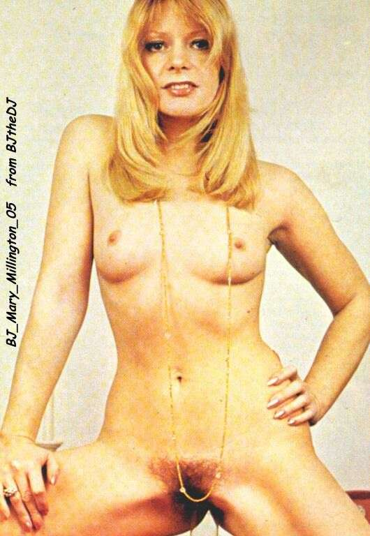 Mary Millington Nude Pictures