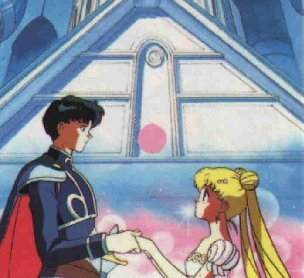 sailor mars and tuxedo mask  ... tuxedo kamen sailor