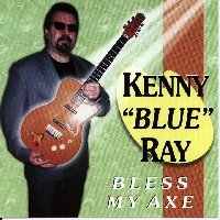 blues on stage kenny blue ray. Black Bedroom Furniture Sets. Home Design Ideas